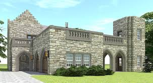 The Plan Collection Unique Castle House Plan 44141td Architectural Designs House