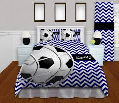 Places To Buy Bed Sets Blue Soccer Comforter Nice Chevron Teen Bedding Great Place To
