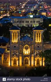 san fernando cathedral light show san fernando cathedral stock photos san fernando cathedral stock