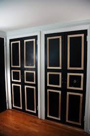 Updating Closet Doors 6 Panel Closet Doors Diy Update Green Notebook Home