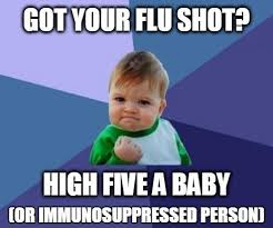 Flu Shot Meme - 19 best please get your flu shot images on pinterest flu flu