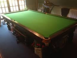 modern billiard table snooker table dismantle and transport relocation use gcl