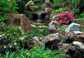Backyard Waterfalls Ideas Bathroom Ideas Fresh Backyard Decorating Ideas With Beautiful