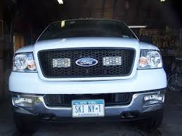 2004 f150 fog lights who has fog lights hidden behind the grill f150online forums