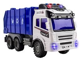 garbage trucks for kids surprise amazon com remote control garbage construction rc truck four