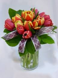 tulip arrangements tulip fashion tulips flowers arrangements flower