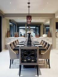 My Home Decoration 30 Modern Dining Rooms Design Ideas Dining Room Modern Black