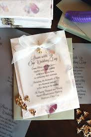 paper for invitations how to create wedding invitations that only look expensive