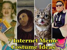 Internet Meme Costume Ideas - halloween costume inspiration internet obsessions meme costumes 1
