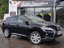 cheap lexus cars for sale uk used 2014 lexus rx 450h 450h advance sun roof reverse camera for
