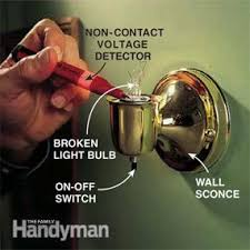 Stuck Light Bulb How To Remove A Broken Light Bulb Family Handyman