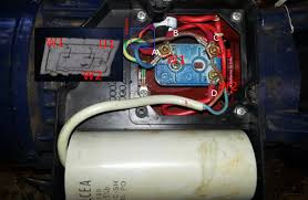 motor capacitor start run wiring diagram at electric motor wiring