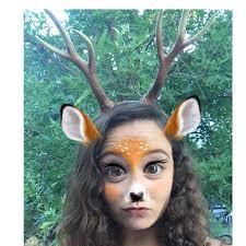 fawn headband antler headband doe fawn snapchat costume festival from deeanna s