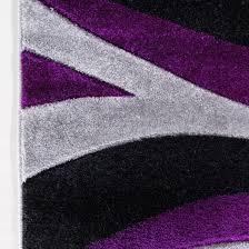 Purple Runner Rugs Safavieh Cotton Grey Purple Runner Rug 3 X 10 Wds309e