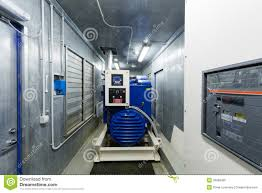 generator room stock photo image 27172180
