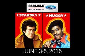 Startsky And Hutch Meet David Starsky And Huggy Bear From Starsky U0026 Hutch Tv Show