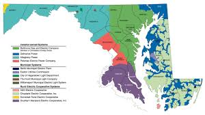 Baltimore County Zip Code Map by Who Is My Electricity Provider Knowing Who U0027s Who In The Maryland