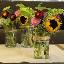 Mason Jar Floral Centerpieces The 25 Best Mason Jar Arrangements Ideas On Pinterest Mason Jar