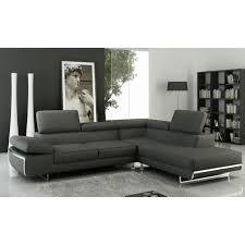 canapé sofa italien canapé d angle en cuir italien luxe 5 6 places guci noir achat