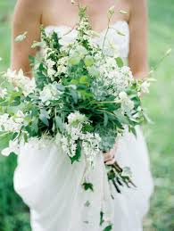 27 greenery wedding bouquets weddingomania