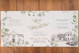 wedding invitations ireland 44 stunning wedding invitations for 2016 2017 couples weddingsonline