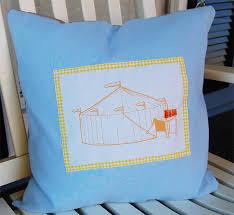 Upcycled Pillows - shannon berrey design blog