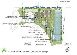 Fillmore Design Floor Plans Marine Park Bocce Court And Sport Court Reconstruction Nyc Parks