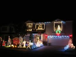 Christmas Lights House by Best Christmas Lights And Holiday Displays In Tracy San Joaquin
