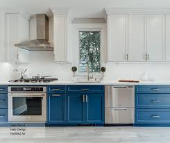 images of kitchen cabinets painted blue casual blue and white painted maple kitchen cabinets omega