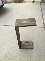magnificent under couch side table with under sofa snack table
