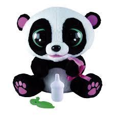 Blandito Yoyo Panda 10funciones Blandito Y Cariñoso Sellado Club Petz S