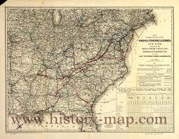 Map Of Southwest Virginia by Tennessee U0026 Georgia Railroad