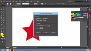 how to use adobe illustrator cs6 live paint youtube