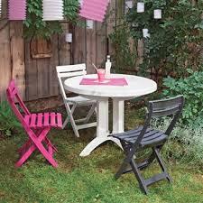 chaises grosfillex chaise pliante miami anthracite grosfillex jardinerie truffaut