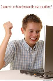 first day on the internet kid know your meme