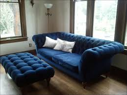 furnitures ideas magnificent navy chesterfield sofa navy blue