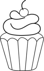 beautiful sweet cupcake coloring pages hobby love