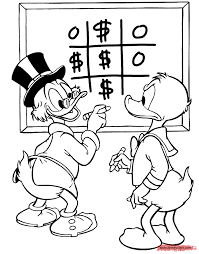 ducktales coloring pages 3 disney coloring book
