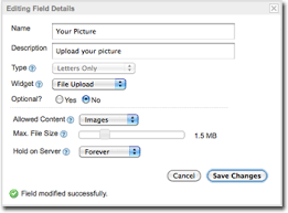 How To Upload A Resume Online by Attach A File To A Form In A Click File Upload Made Easy The