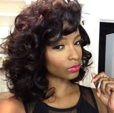 short loose wave hairstyle how to roller set hair roller set natural and relaxed hair