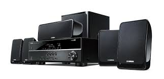 yamaha home theater package yht 196 amazon in electronics