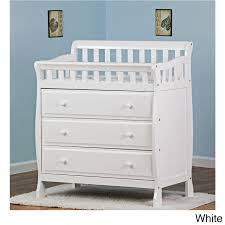 dream on me changing table white dream on me marcus changing table and dresser free shipping today