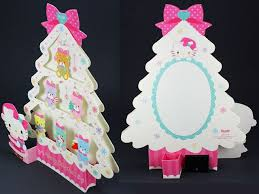 Hello Kitty Christmas Tree Decorations Hello Kitty Sparkling Christmas Tree W Illuminated Lights And 20