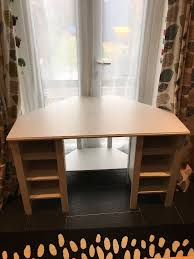White Ikea Corner Desk by Corner Desk White For Sale White Ikea Brusali Corner Desk 40