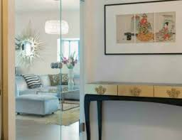Turquoise Console Table Modern Console Tables