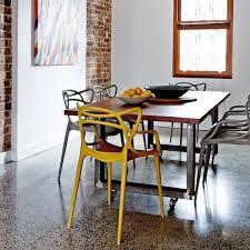 Kartell Table L Une Touche De Soleil Pour Faire Revivre Votre Décoration Et Mettre