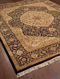 Persian Rug Mouse Mat by Persian Crown Brownblack Area Rug Wayfair Uk Nourison Iranews