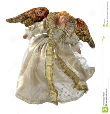 angel christmas ornament antique royalty free stock photo