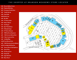 Kitchen Collection Locations Where Are The Branson Outlets Malls Faq Branson Tourism Center