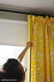 How Do You Measure Curtains To Fit A Window Best 25 How To Fit Curtains Ideas On Pinterest Curtains And